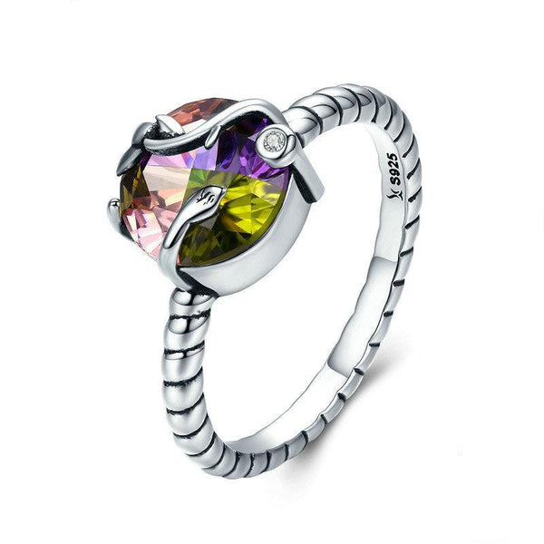 Magical Crystal Ring