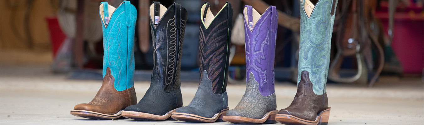 How to Care for Cowboy Boots & Wear Them for Years to Come