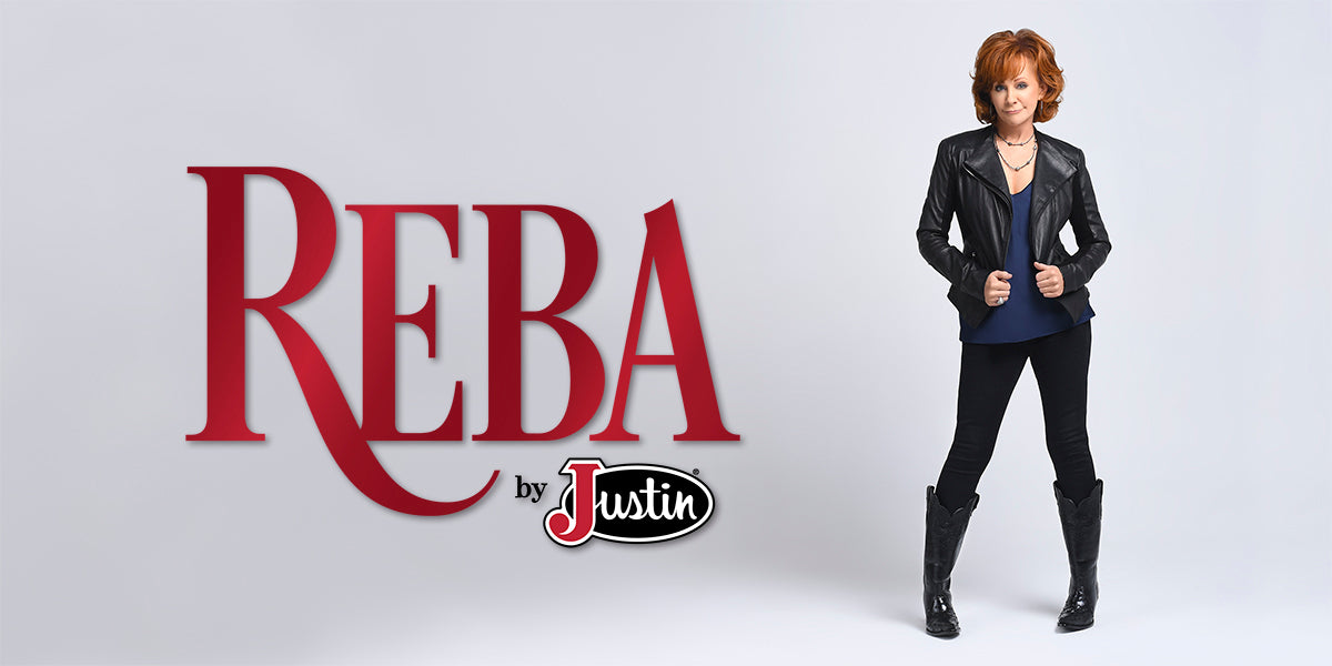 Reba Cowgirl Boots and Casual Shoes | Purchase Reba by Justin Boots Online  at NRS