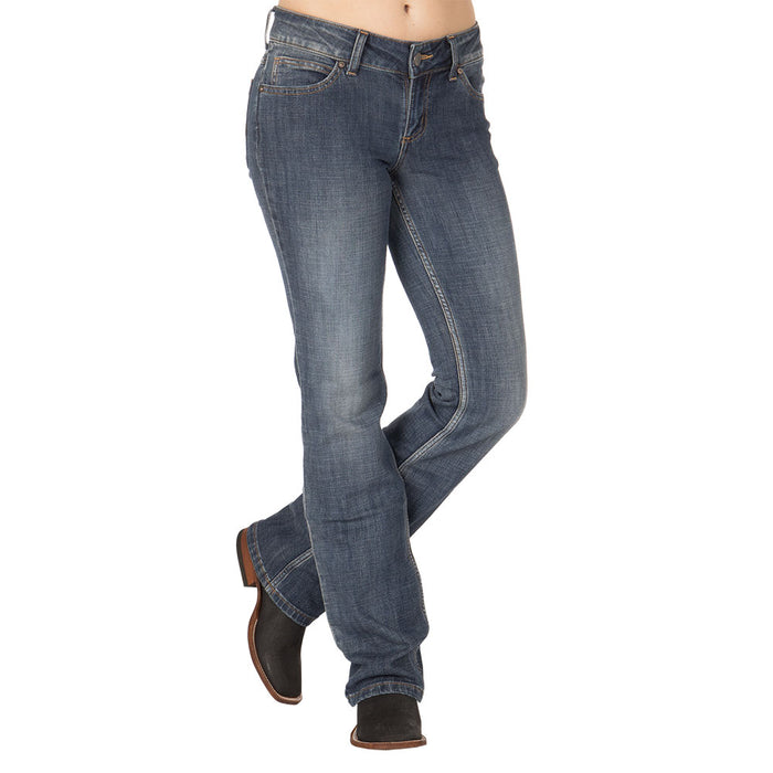 Ladies Everday Medium Wash Jean