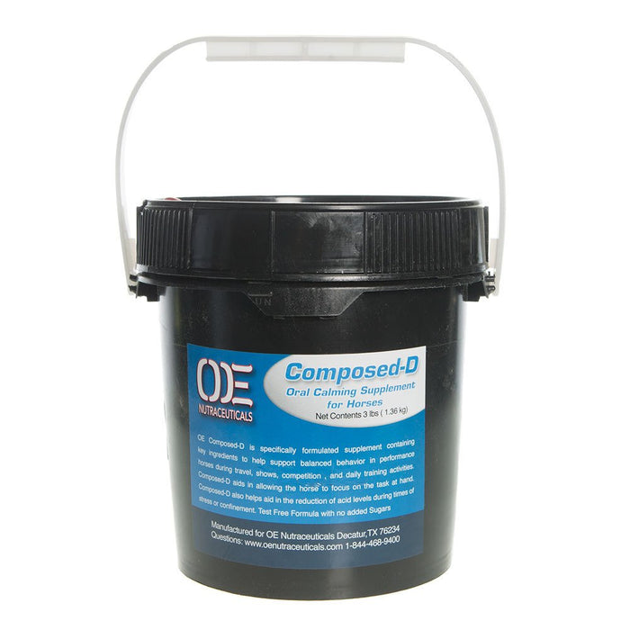 OE Nutraceuticals Composed-D