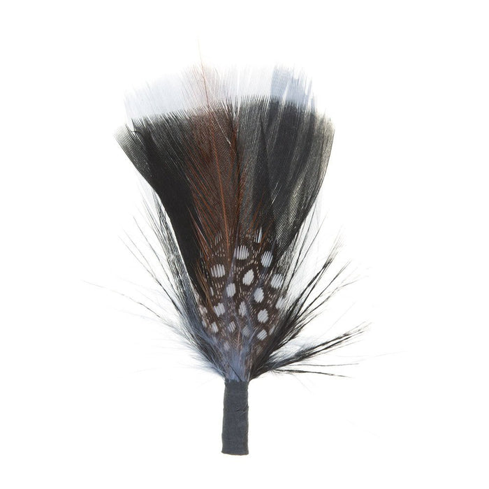 Black Hat Feather
