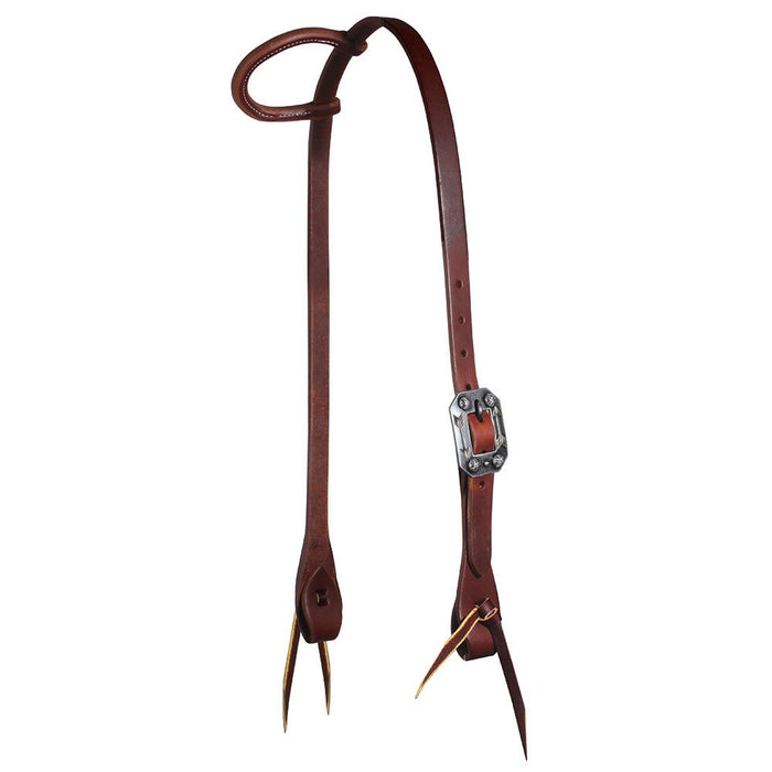 "Professional's Choice Ranchhand 3/4"" Single Ear Headstall"