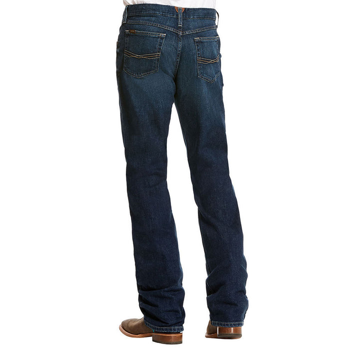 Mens Ariat M1 Stackable Slim Straight Leg Jeans