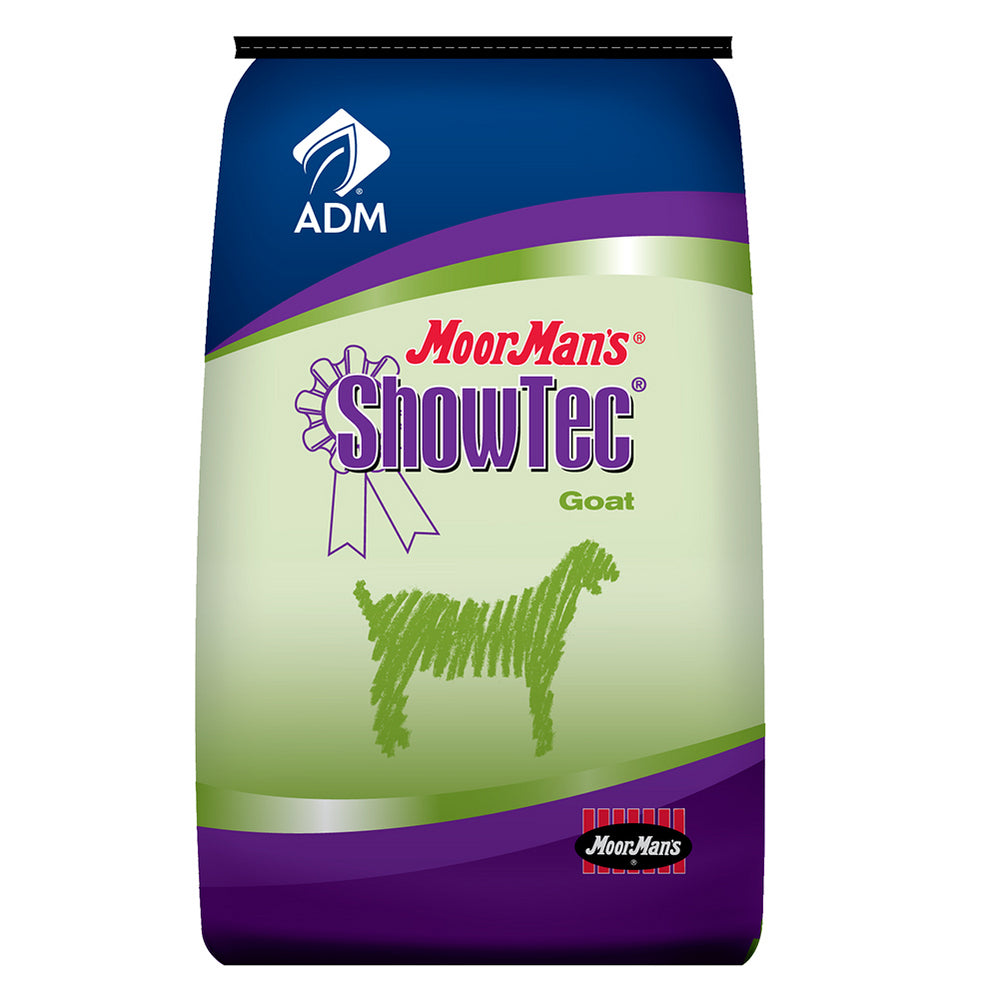 MoorMan's ShowTec 17% Goat Breeder RU