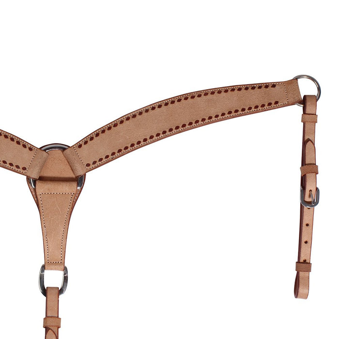 Professional's Choice Roughout Breast Collar