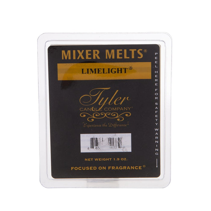 Tyler Candle Co Limelight Mixer Melt