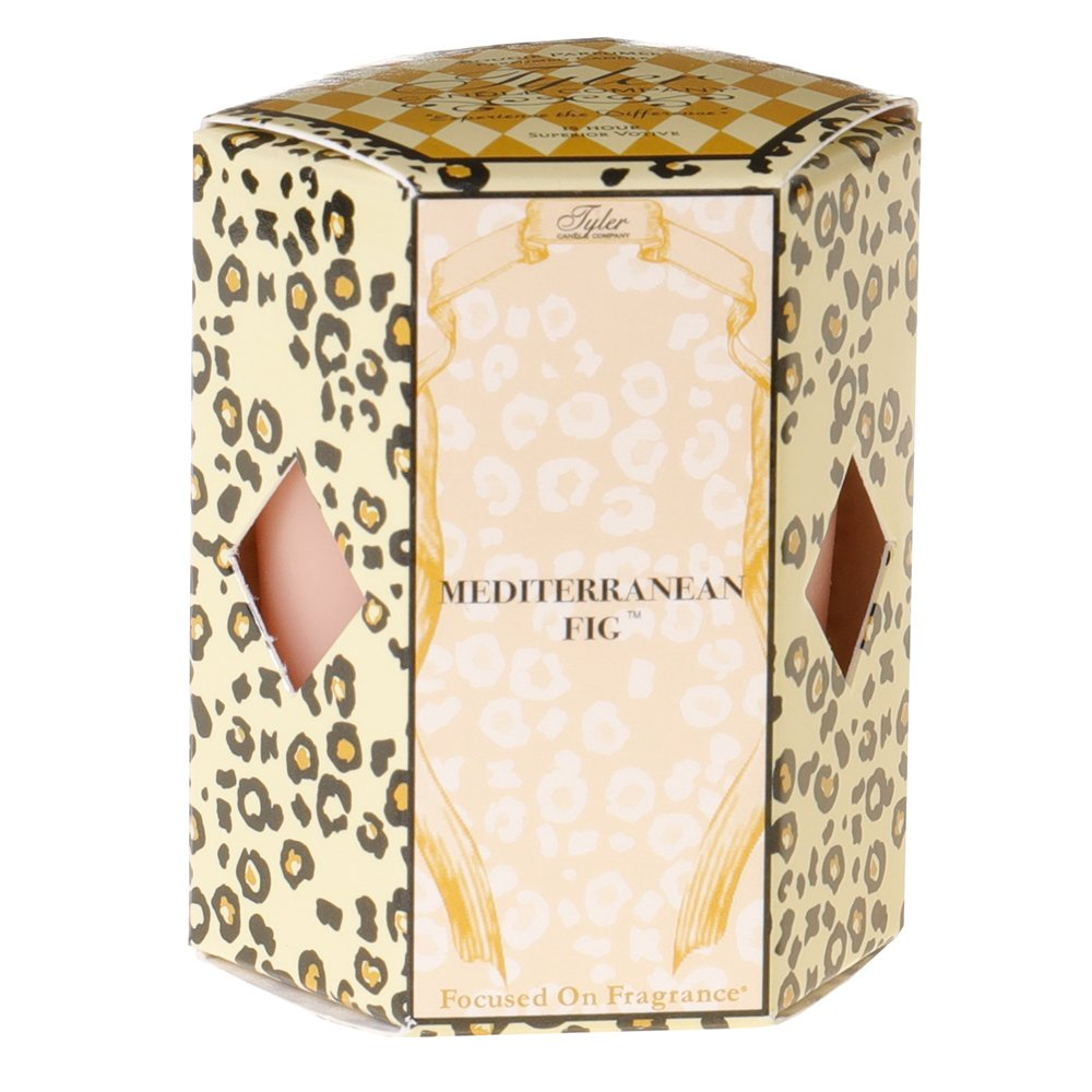 Tyler Mediterranean Fig Votive Candle