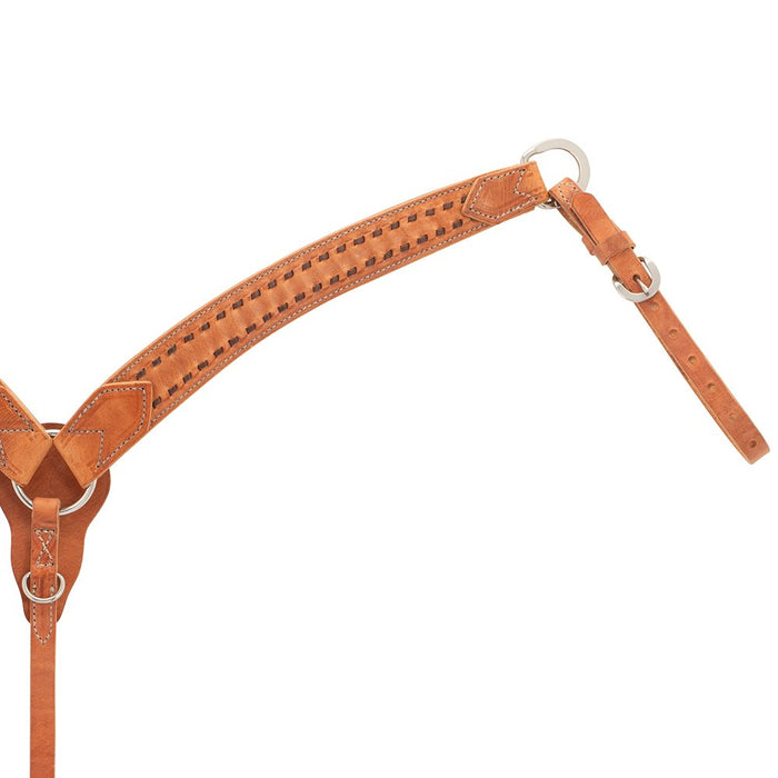 Weaver Leather Buckstitch Breast Collar