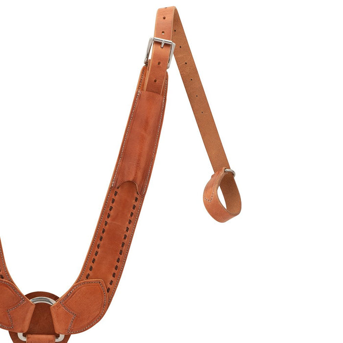 Weaver Leather Buckstitch Pulling Breast Collar