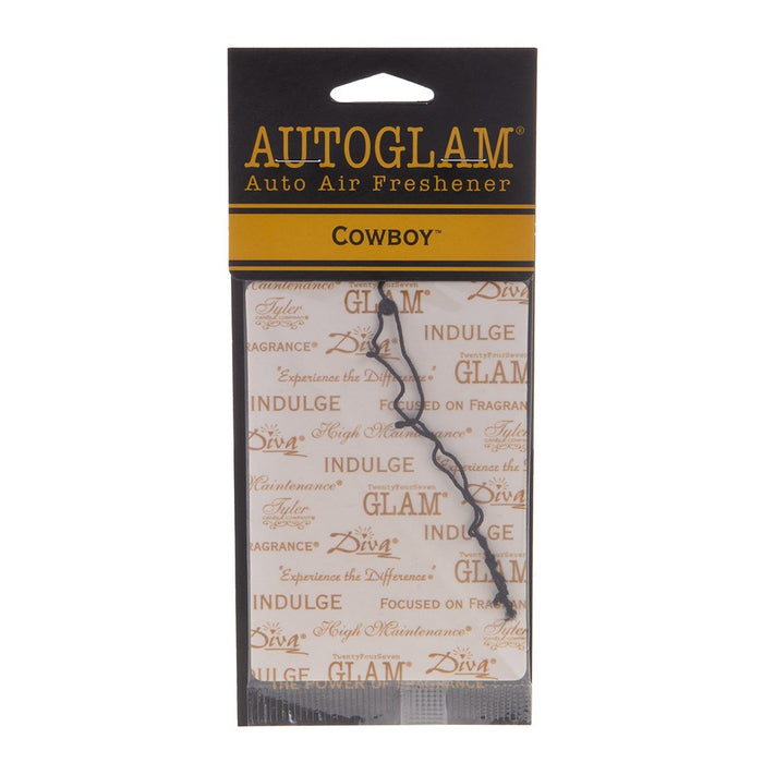 Tyler Candle Co Cowboy Autoglam Air Freshener