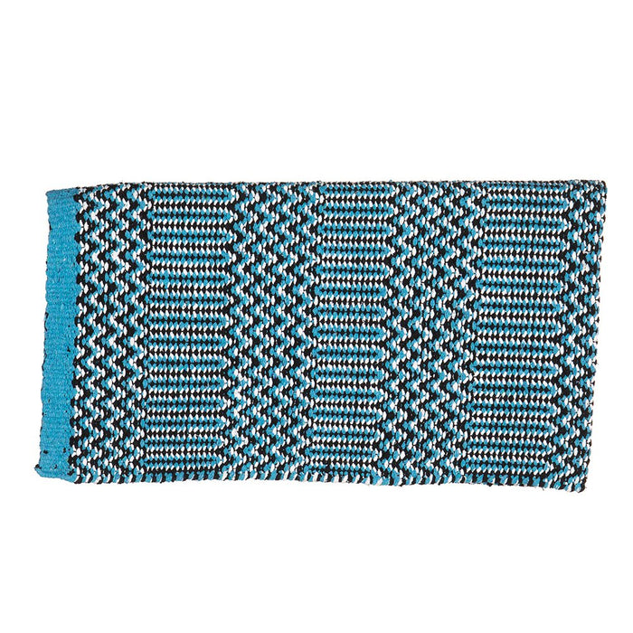 Kiowa Turquoise and Black Saddle Blanket
