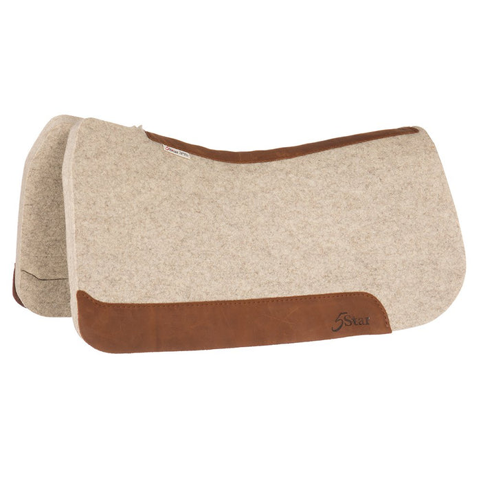 5 Star Equine Flex Fit Rancher Saddle Pad