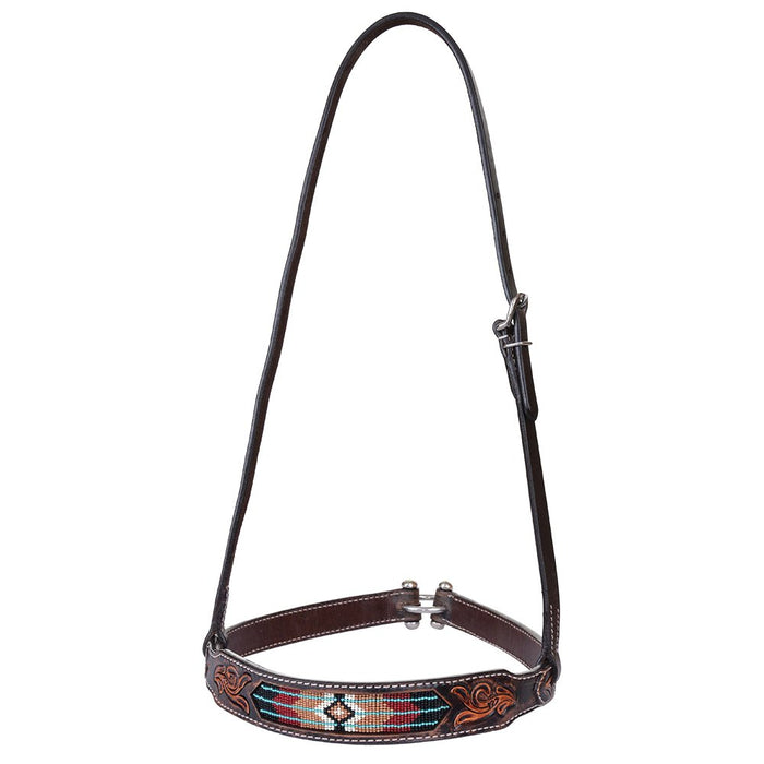 Circle Y Beaded Southwest Noseband
