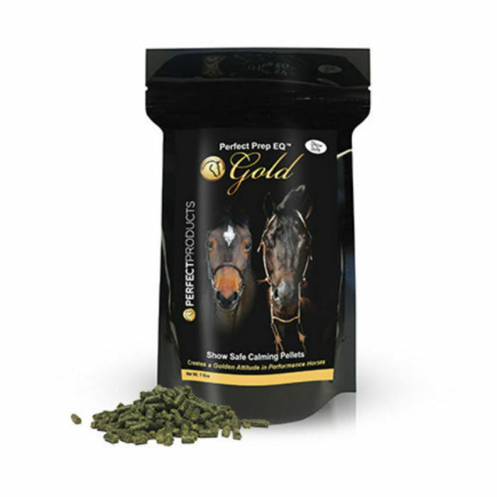 Perfect Prep EQ Gold Pellets 2lb
