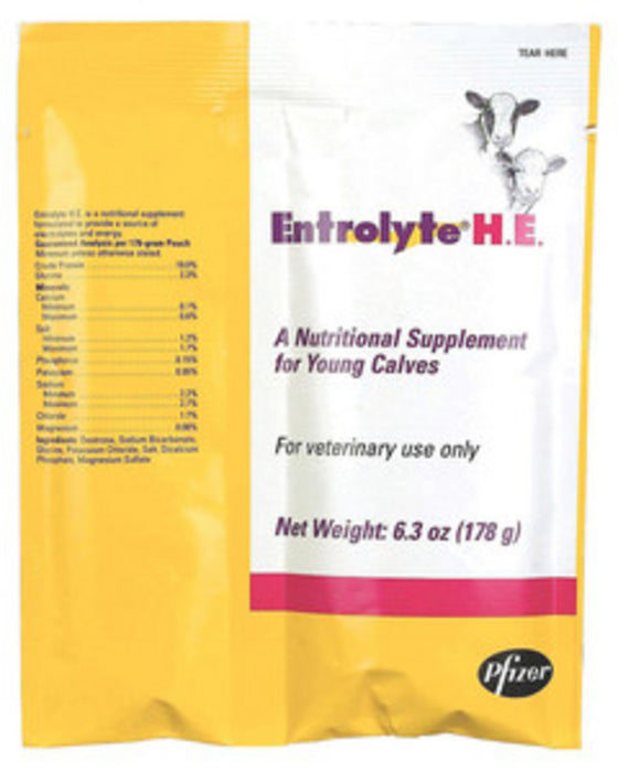 Entrolyte H.E. Oral Powder