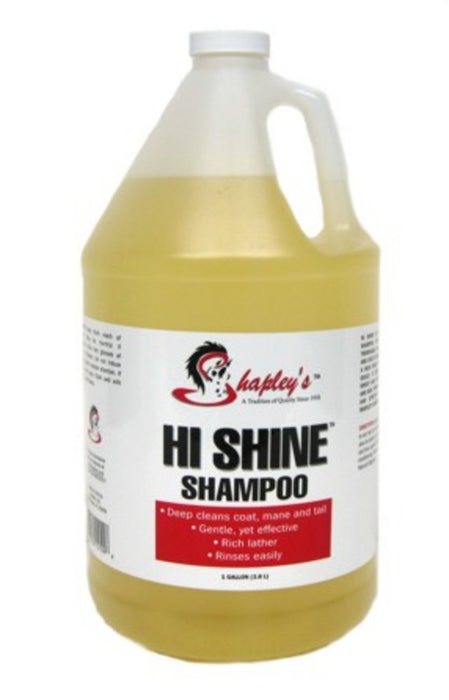 Shapley's Hi-Shine Shampoo Gallon