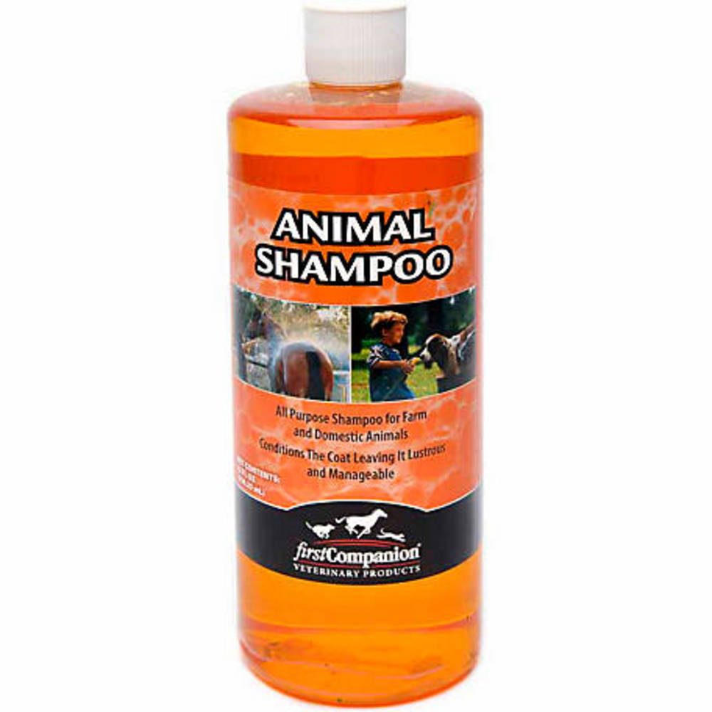 First Companion Animal Shampoo 32 oz