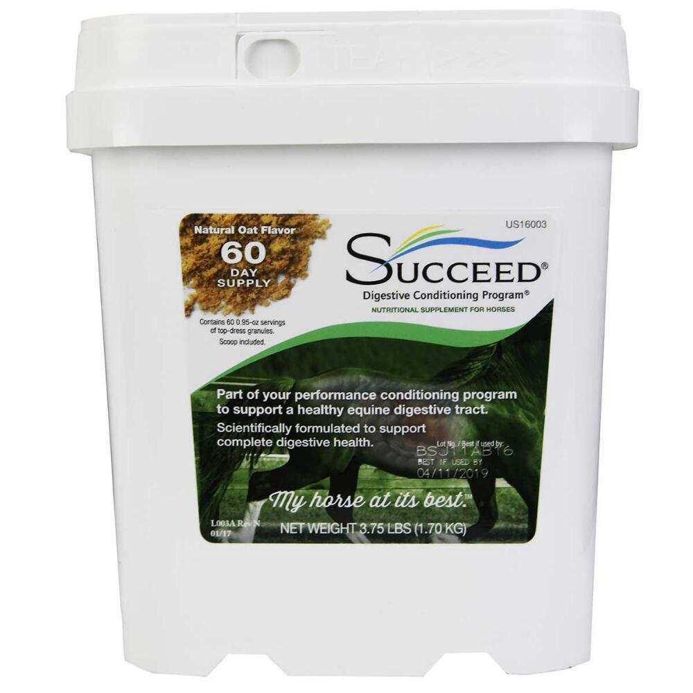 Succeed Digestive Conditioning Supplement 60 Day