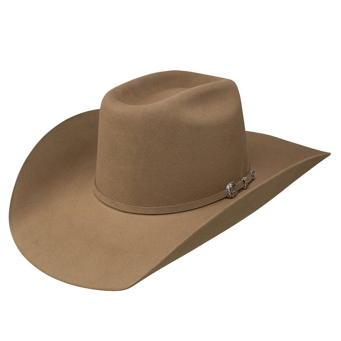 "Resistol Cody Johnson 6X The SP Sahara 4 5/8"" Felt Cowboy Hat"