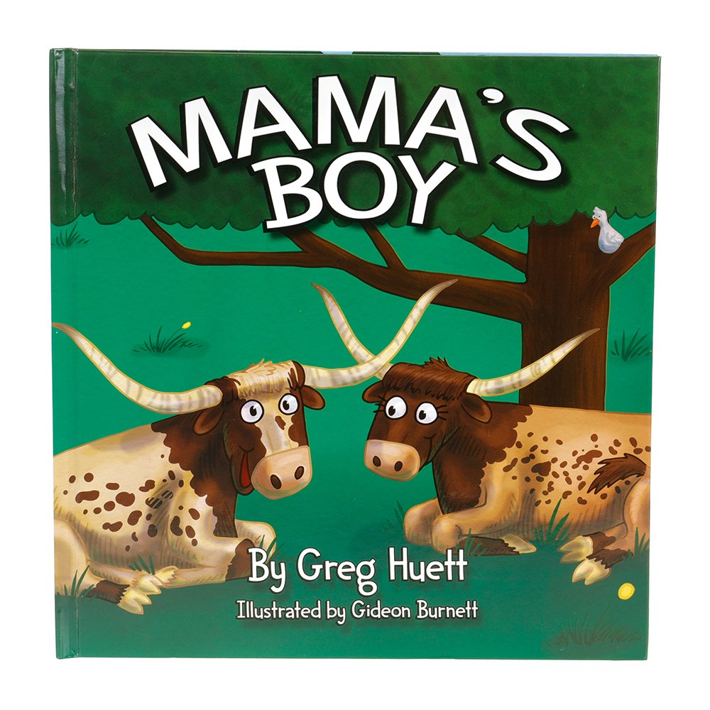 Mama's Boy Children's Book
