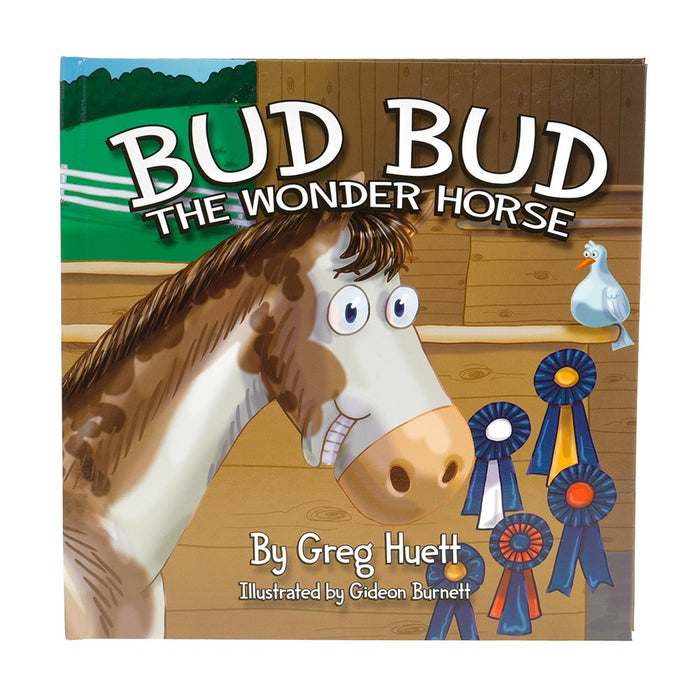 Bud Bud The Wonder Horse Children's Book