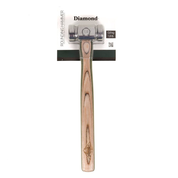 Diamond Rounding Hammer 24oz