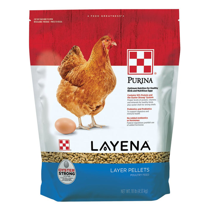 Purina Layena Pellets 10lb