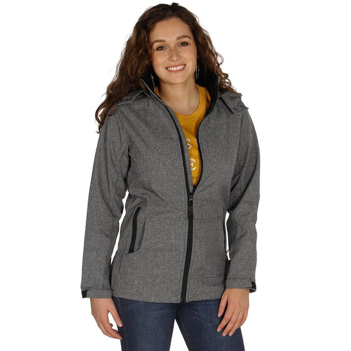 Women's STS Ranchwear Heather Gray Barrier Jacket