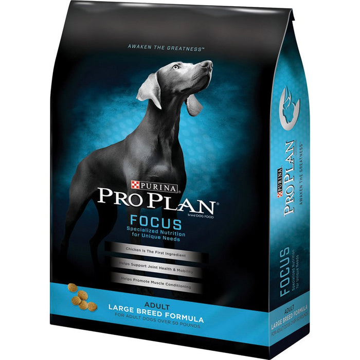 Purina Pro Plan Focus Large Breed Chicken and Rice 34lb