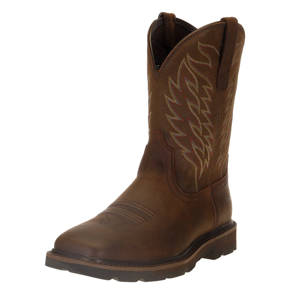Men's Ariat Groundbreaker Soft Toe Work Boot