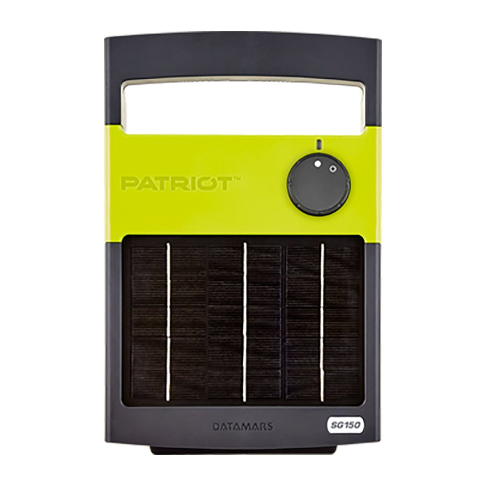 Patriot SOLARGUARD 150 Fence Energizer (12V)