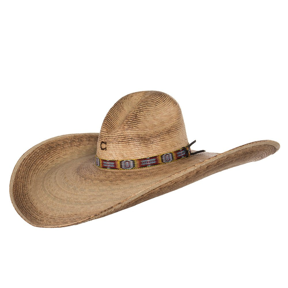 Coyote 7` Brim Beaded Band