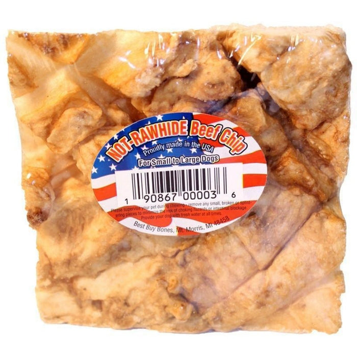 USA Not-Rawhide Beef Chip Natural Chew Treat