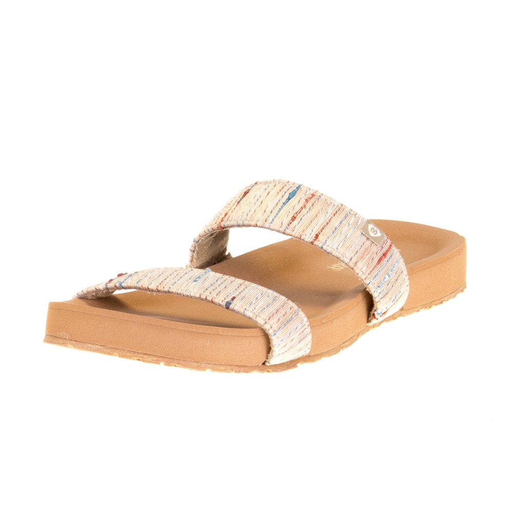 Womens Minnetonka Holly Sand Medina Print Sandal