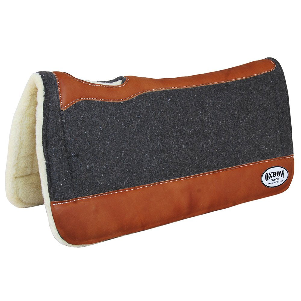 Oxbow 1in Solo Saddle Pad 31x32
