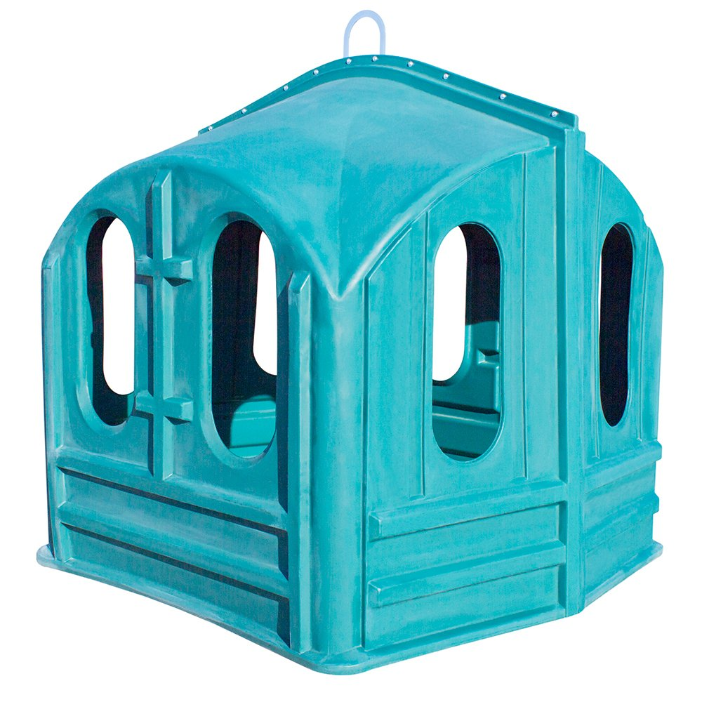 Hay Hut 8 Window Bale Feeder