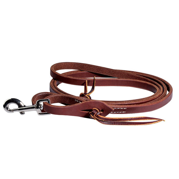 Pro Choice 5/8in Pineapple Knot Roping Rein