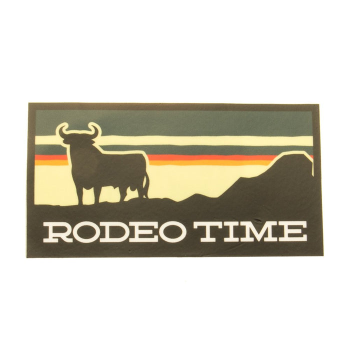 Dale Brisby Rodeo Time Sticker