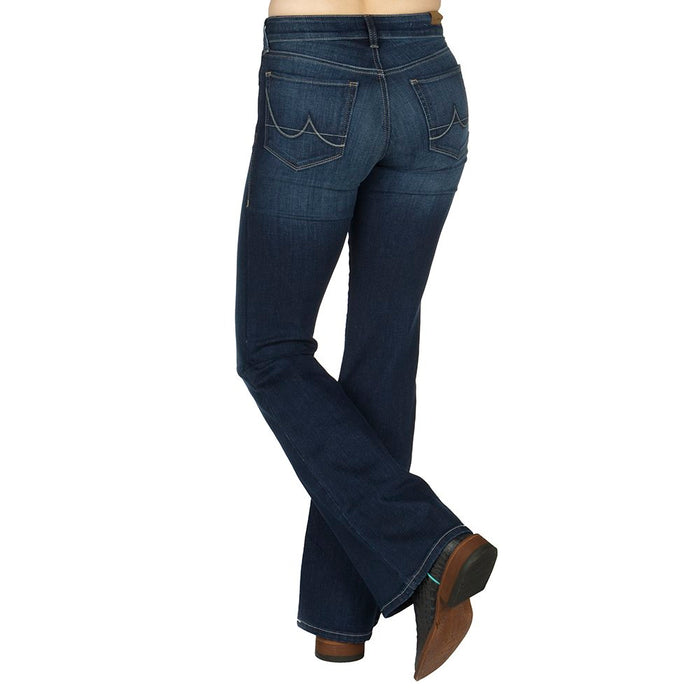 Women's Ariat Ultra Stretch Perfect Rise Katie Flare Jean