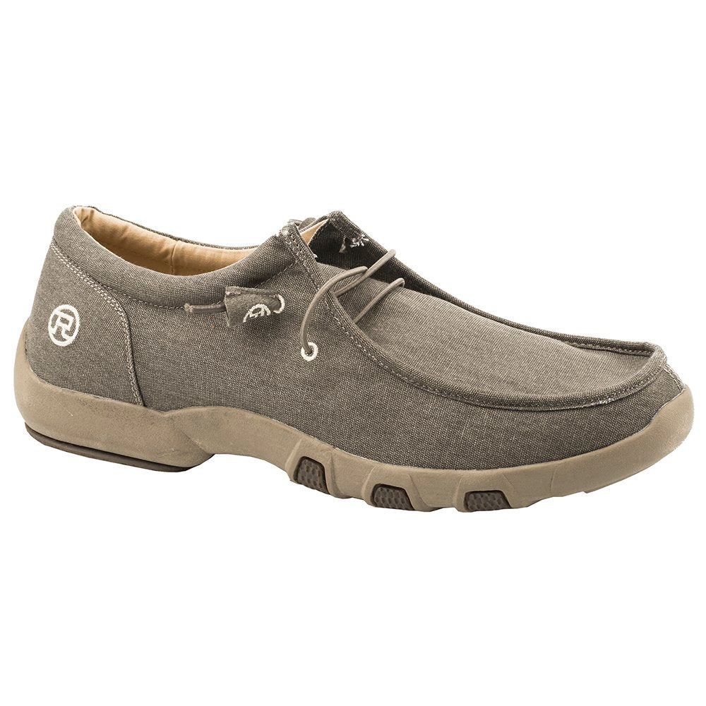 Mens Roper Chillin Brown Chuckka Casual Shoe