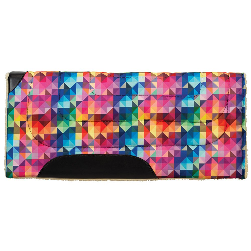 Weaver Leather Kaleidoscope Saddle Pad