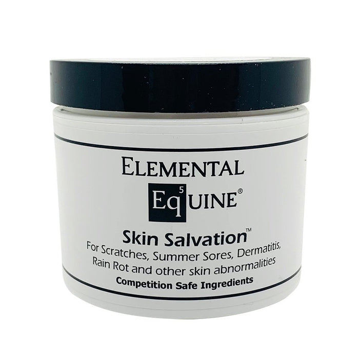 Elemental Equine Skin Salvation 4oz
