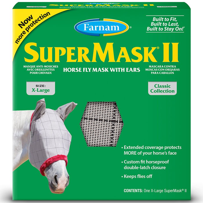 Supermask II Classic w/Ears XL