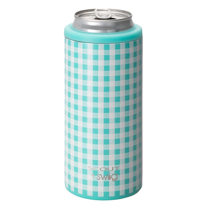 Swig Barnaby Checkham Skinny Can Cooler