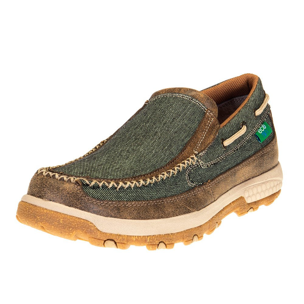 Men's Twisted X Cellstretch Slip-On Driving Moc