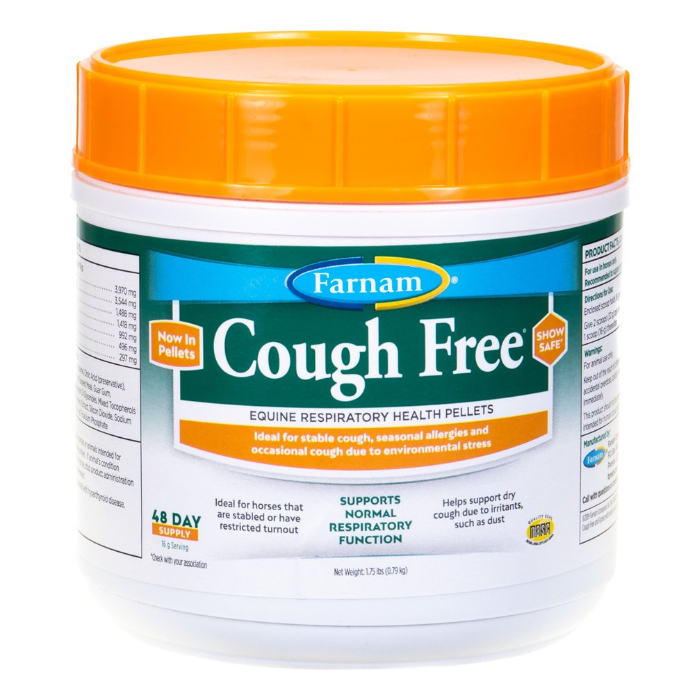 Cough Free Pellets