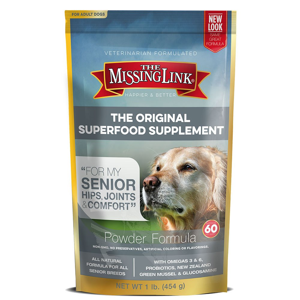 Missing Link Original Canine Senior Formula 1lb