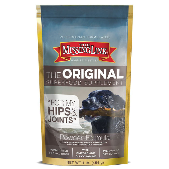 Missing Link Original Canine Hip and Joint 1lb