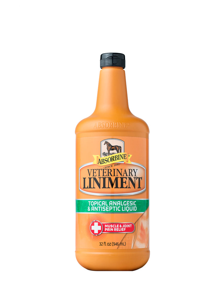 Absorbine Veterinary Liniment Liquid 32oz
